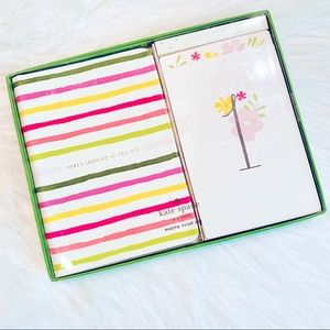 Kate Spade Baby Girl Photo Prop Set + Brag Book